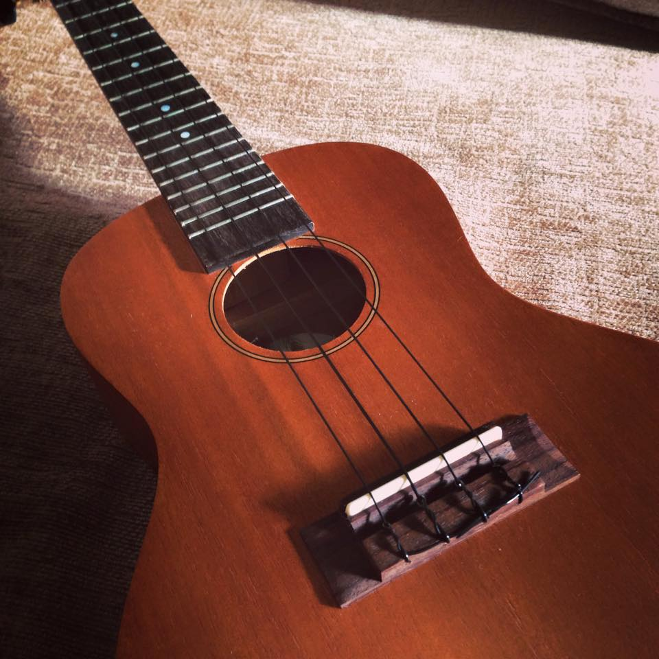 What Do Ukuleles Have To Do With Writing?