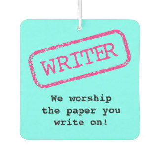 Why Writer Worship is a Waste of Time