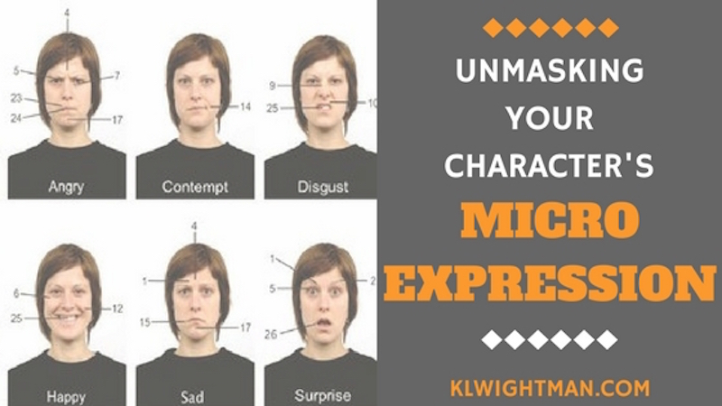 Unmasking Your Character's Micro Expression