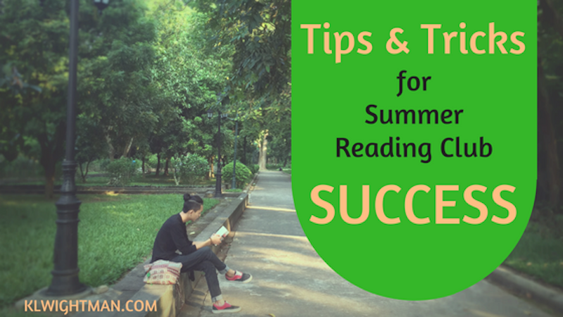 Tips & Tricks for Summer Reading Club Success