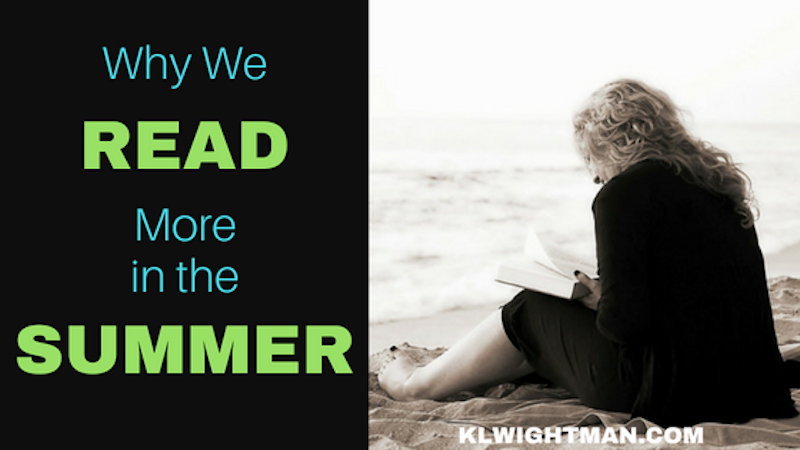 Why We Read More in the Summer