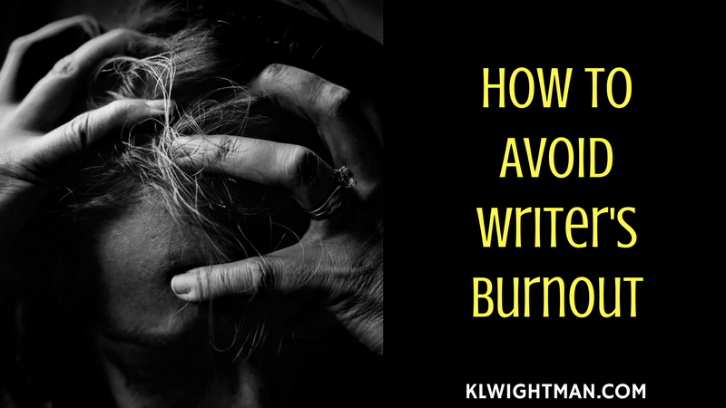 How To Avoid Writer's Burnout