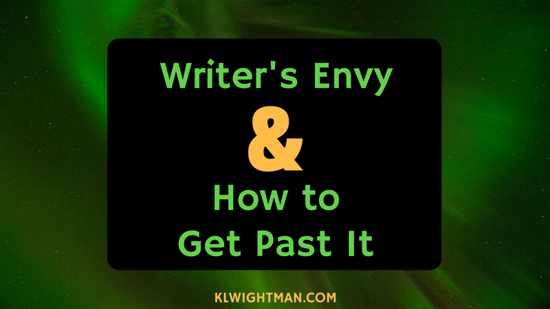 Writer's Envy & How to Get Past It