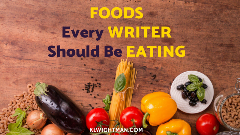 Foods Every Writer Should Be Eating
