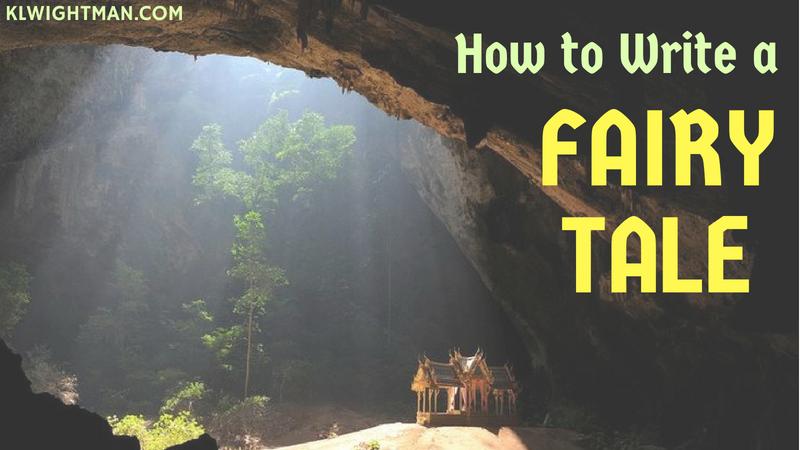 How to Write a Fairy Tale