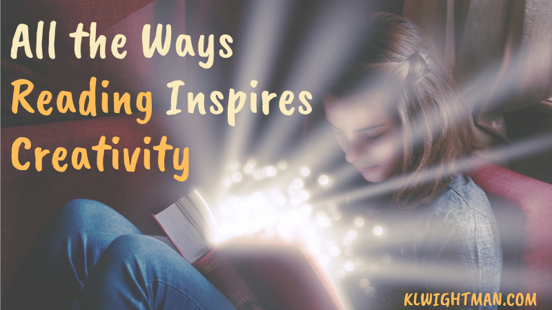All the Ways Reading Inspires Creativity