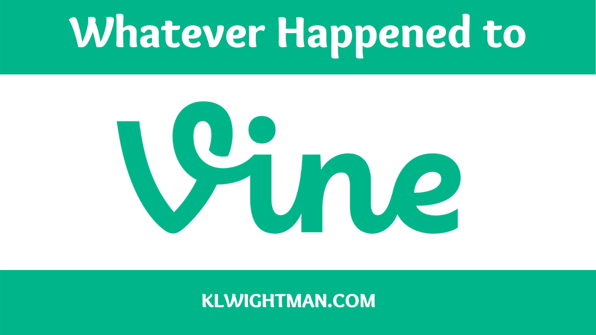 Whatever Happened to Vine?