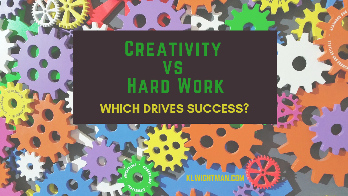 Creativity vs Hard Work: Which Drives Success?